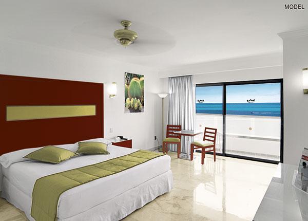 Riu jalisco nuevo vallarta riviera nayarit destinos for Habitacion familiar hotel riu vallarta